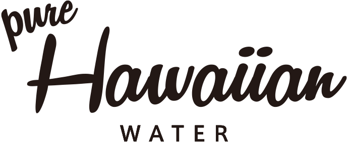 Hawaiian Water ロゴ